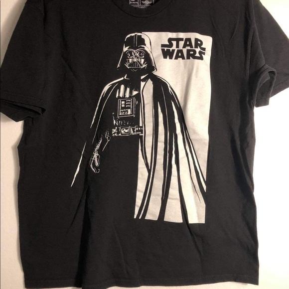 Star Wars Darth Vader Godfather Graphic TShirt VGC